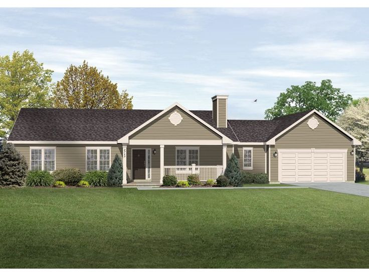 Images of 1970 ranch style homes follow us on facebook Ranch house plans with basement 3 car garage