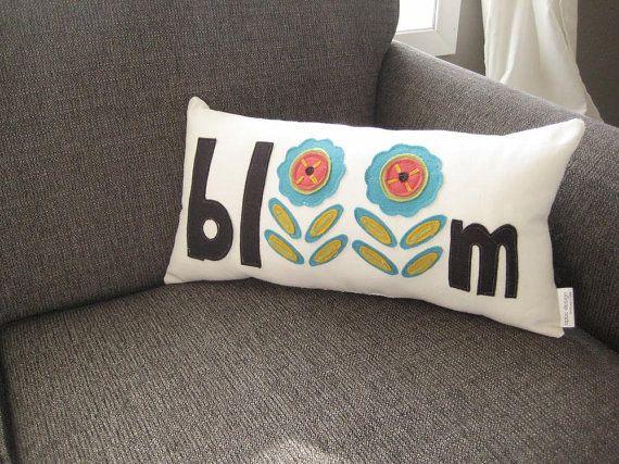spring pillows decorative pillow scandinavian by opticdesign
