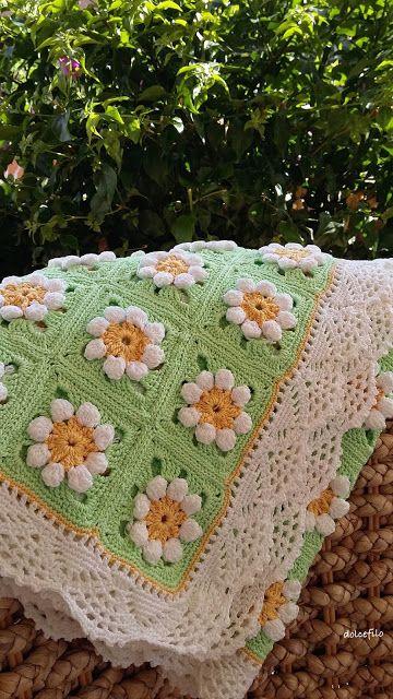 Baby blanket! Coperta per neonati!