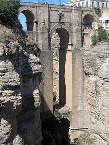 Punte Nuevo Bridge, Ronda - Spain.jpg