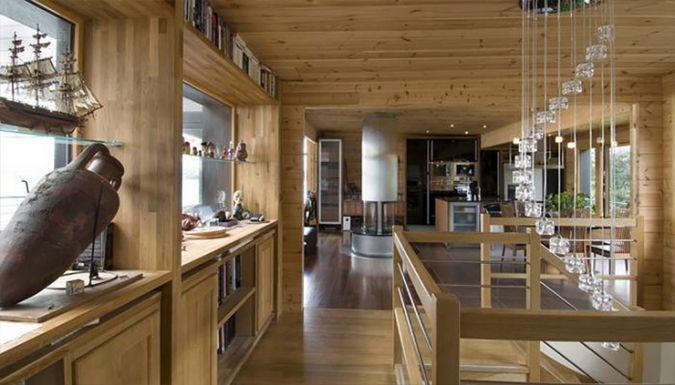 10 besten Maison bois Massif Bilder auf Pinterest | Blockhäuser ...