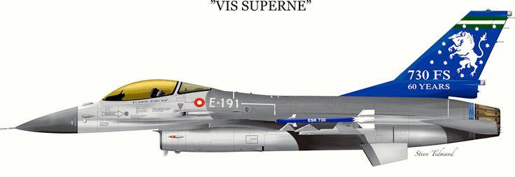 E-191  Royal Danish Airforce..  730 Sqn.. @Steen Tidmand