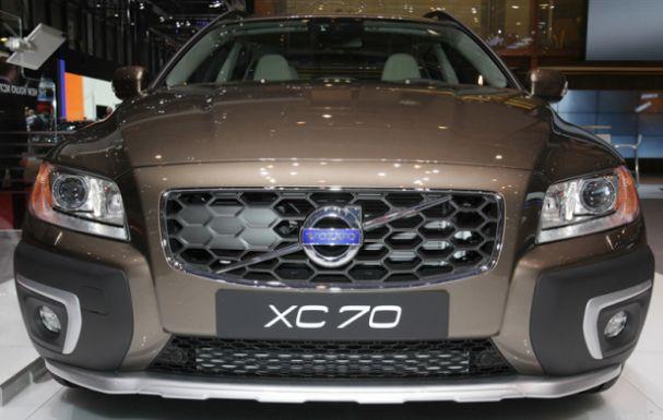 2017 Volvo XC70 Exterior