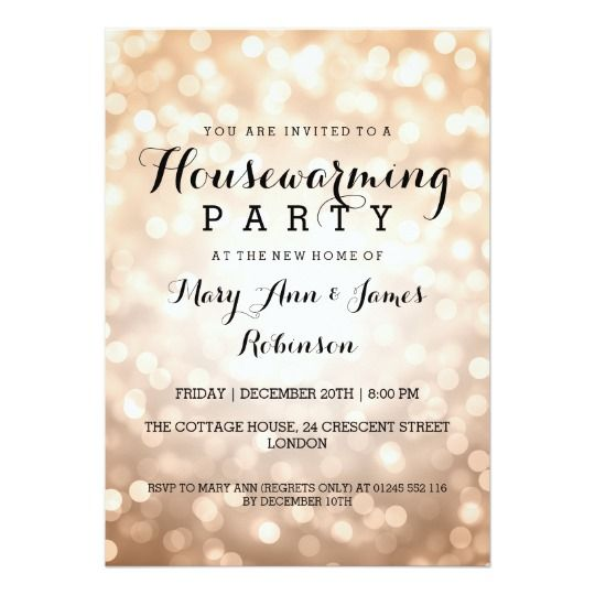 16 best house warming invites images on Pinterest Housewarming - housewarming invitation template