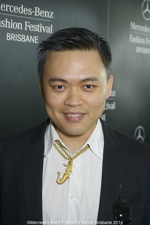 Designer George Wu
