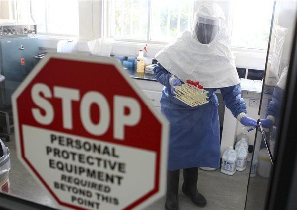 """The Ebola virus epidemic in Guinea, Sierra Leone and Liberia is """"out of control,"""""""