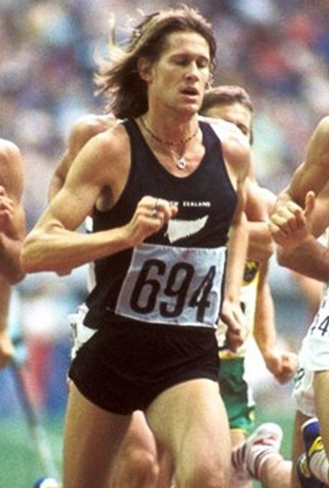 John Walker (born 1952) won the Olympic Games 1500m for New Zealand in Montreal in 1976.