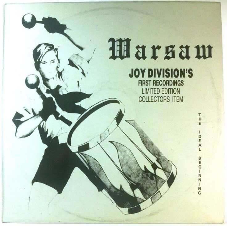 Warsaw - Joy Division - The Ideal Beginning