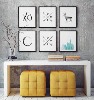 Happy Thanksgiving everyone! I am so excited to review one of my favorite shops on Etsy.com Melinda Wood Designs. I love to change out my wall decorations a lot, but find that it can get rather exp...