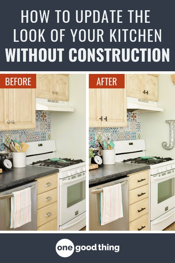 The One Cheap Swap That Will Update Your Whole Kitchen Kitchen