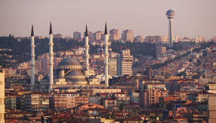Ankara, Turkey  I lived here!!!