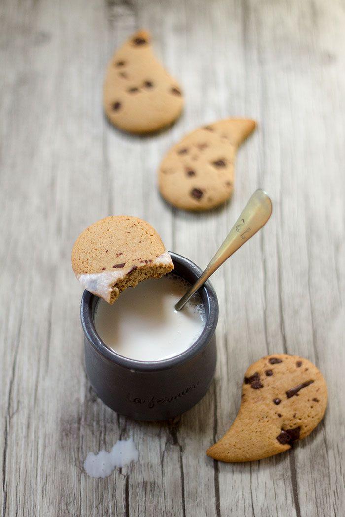 Gocciole con latte