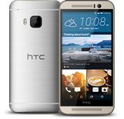 HTC One M9 - Quite a beauty that soon shall be mine!