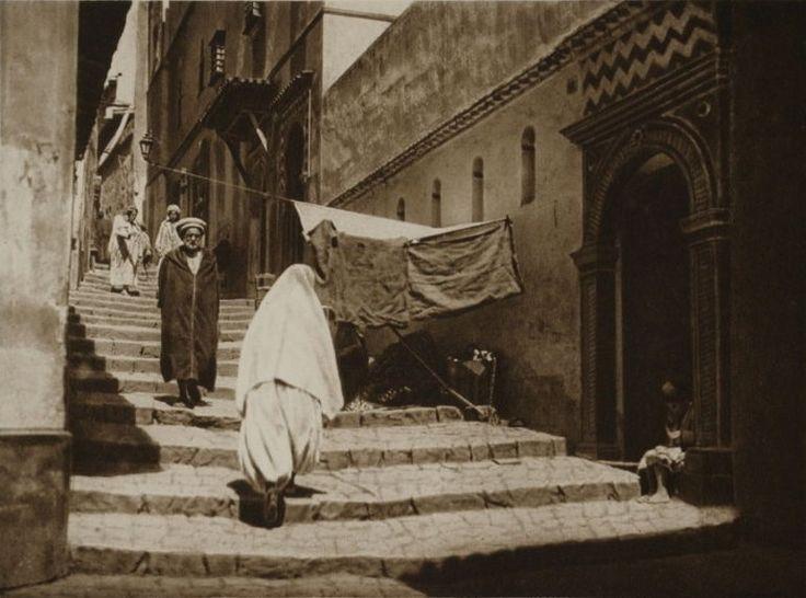 Algiers's Casbah, 1923