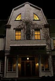 Amityville house that inspired the Amityville Horror movie franchise. Currently up for sale.