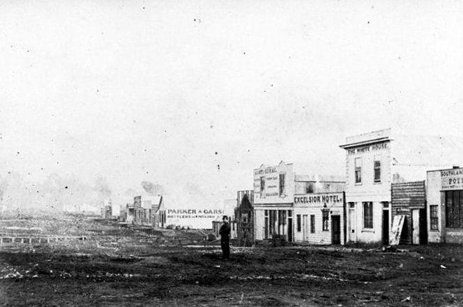 Sharing Hokitika...Excelsior Hotel. at West Coast New Zealand History