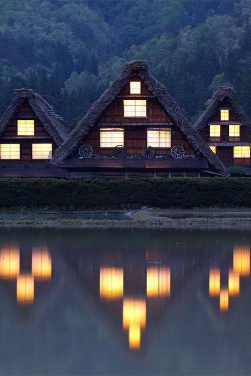 Historic Villages of Shirakawa-go, Gifu, Japan