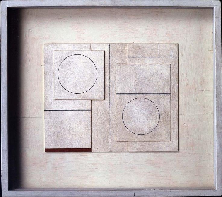 Ben Nicholson | Relief (1943) | 1943