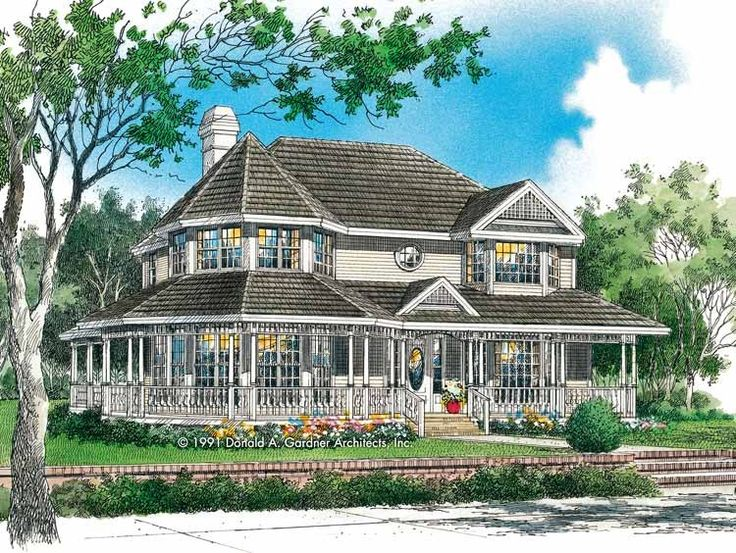 17 Best 1000 images about House plans on Pinterest Queen anne