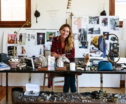 Erin Wasson | The Madcap Collector | One Kings Lane