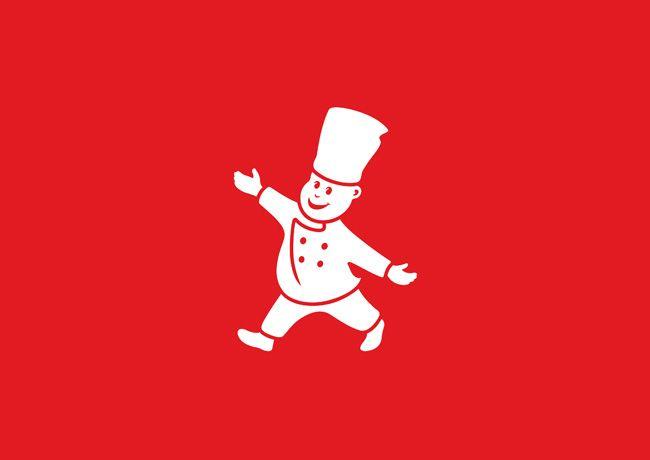 Little Chef logo Charlie