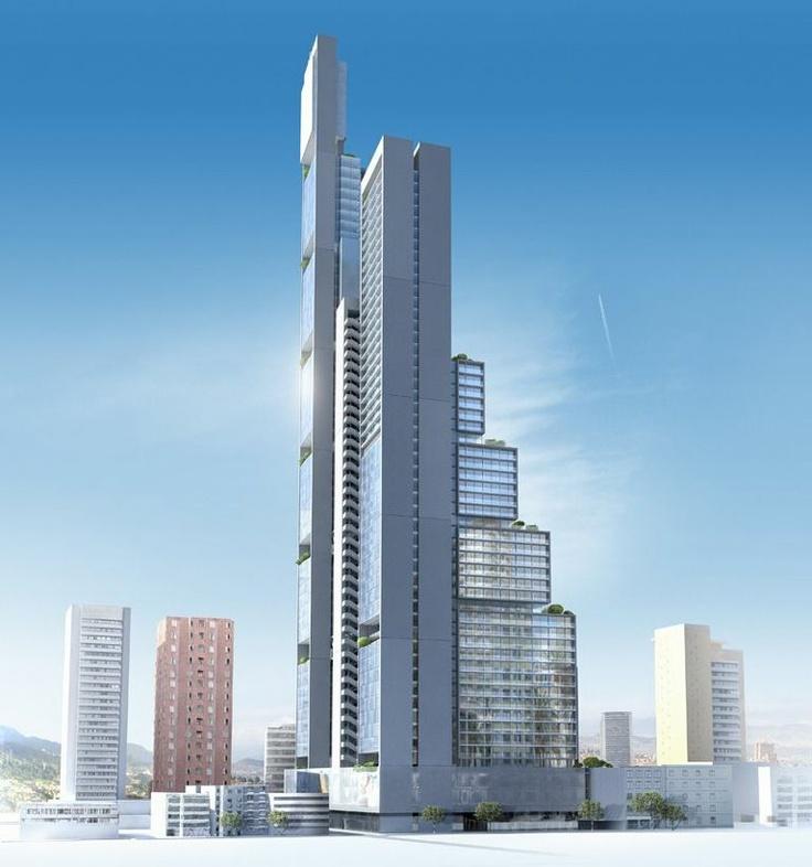 BD Bacatá · Skyscraper I Más info en www.bdbacata.com
