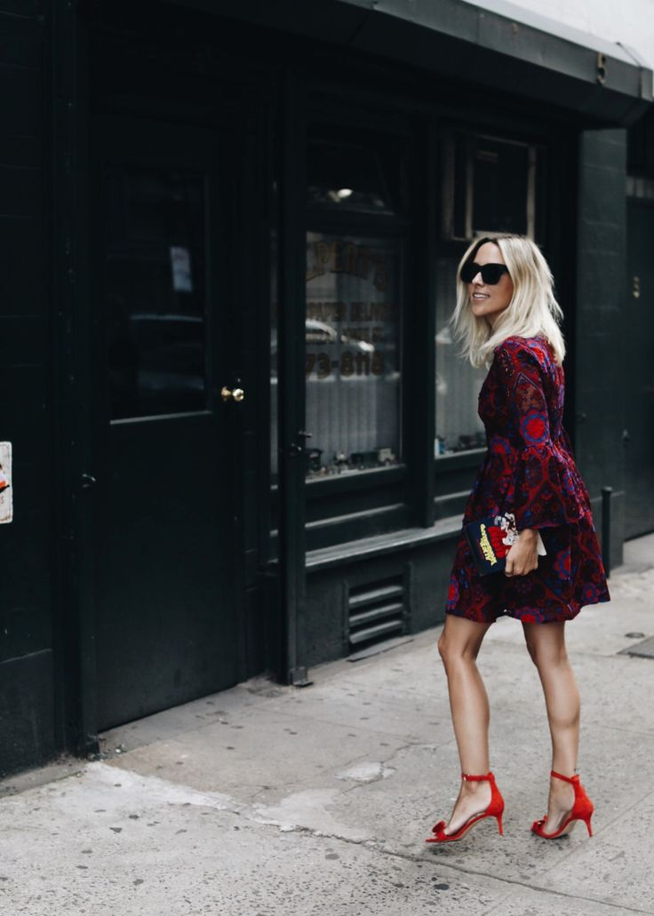 {cynthia rowley dress on damsel in dior}