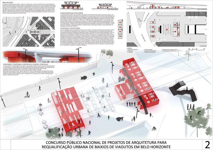 Requalificação de Baixios de Viadutos de Belo Horizonte | Concurso Nacional - SkyscraperCity