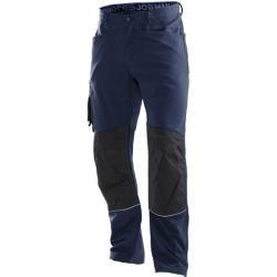 Kübler Workwear – Hose Pulsschlag High 2324, Braun/schwarz, Größe 106Toolineo.de