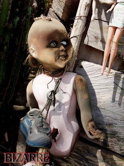The Island of the Dolls in Mexico | Oddity Central - Collecting Oddities