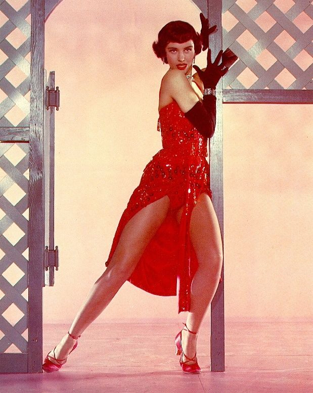 Tuesday Tunes Presents: Cyd Charisse!