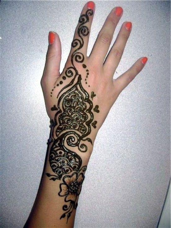 218 Best Henna Mehandi Images On Pinterest