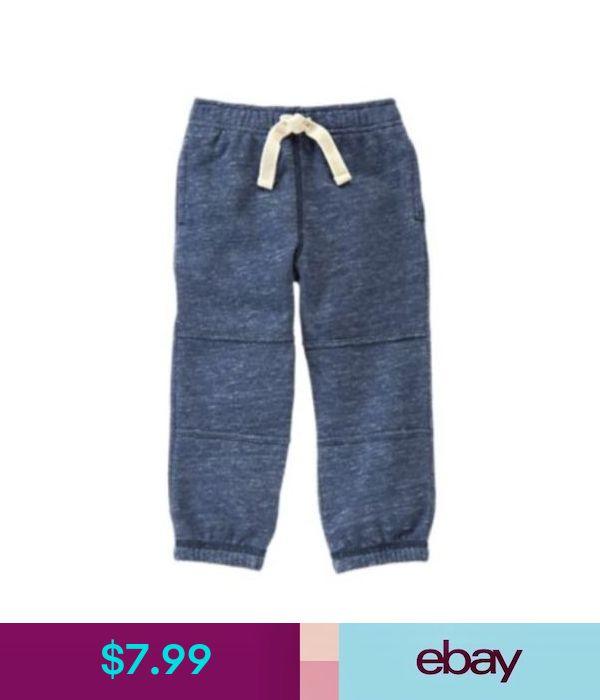 GYMBOREE STAR BRIGHTS BLUE MARLED SWEAT PANTS 6 12 18 24 2T 3T 4T 5T NWT