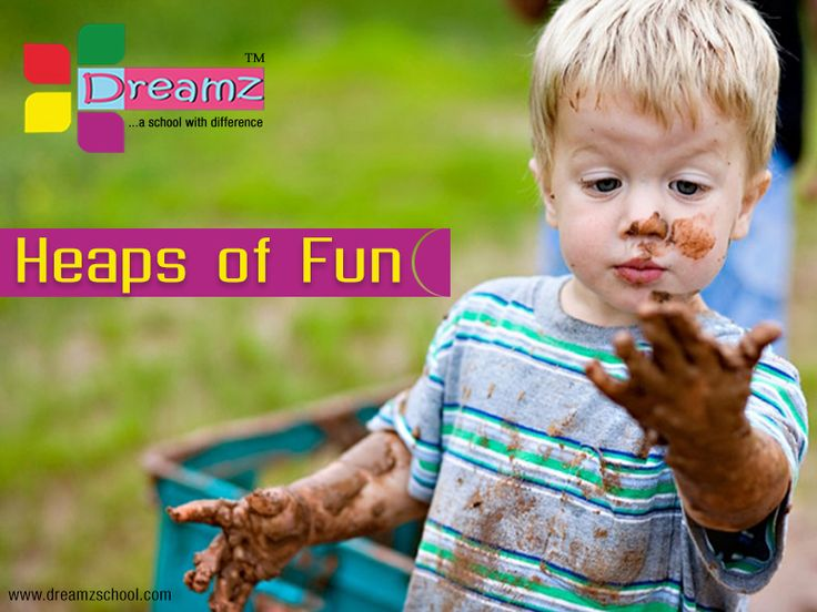 Messy play allows children to build, imagine, experience, investigate, explore, create, observe, predict and use their senses!