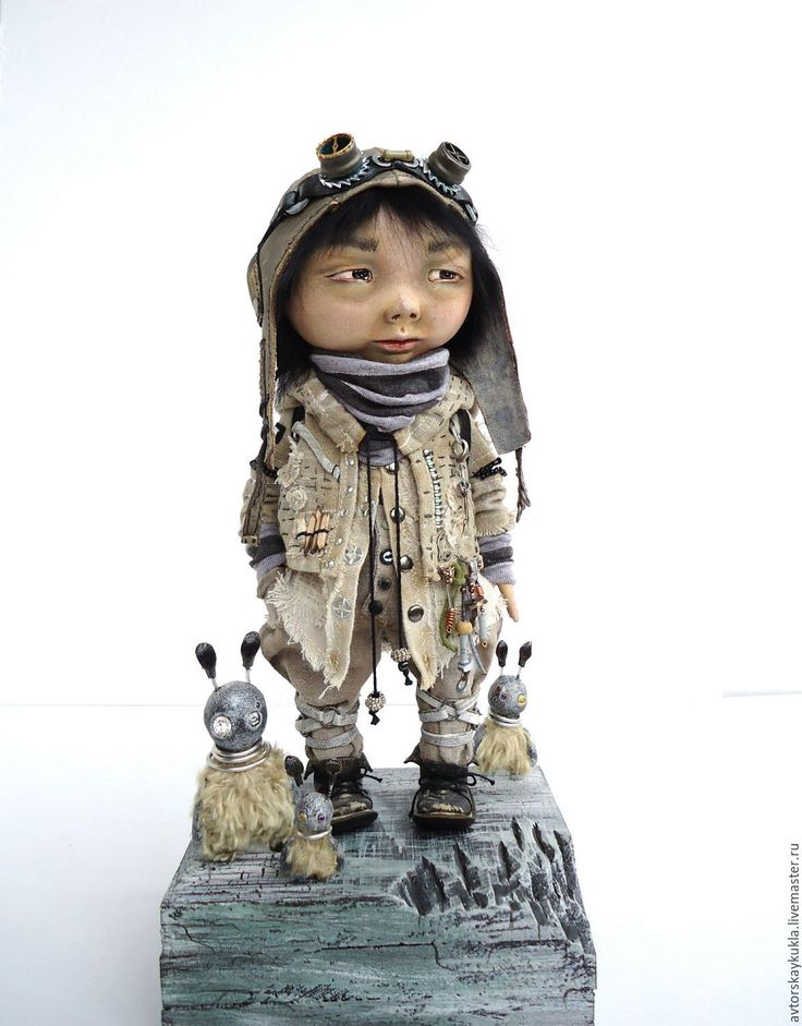 Buy Alley. The post-Apocalypse. - dolls, collectible doll, interior doll, handmade, postapokalipsis