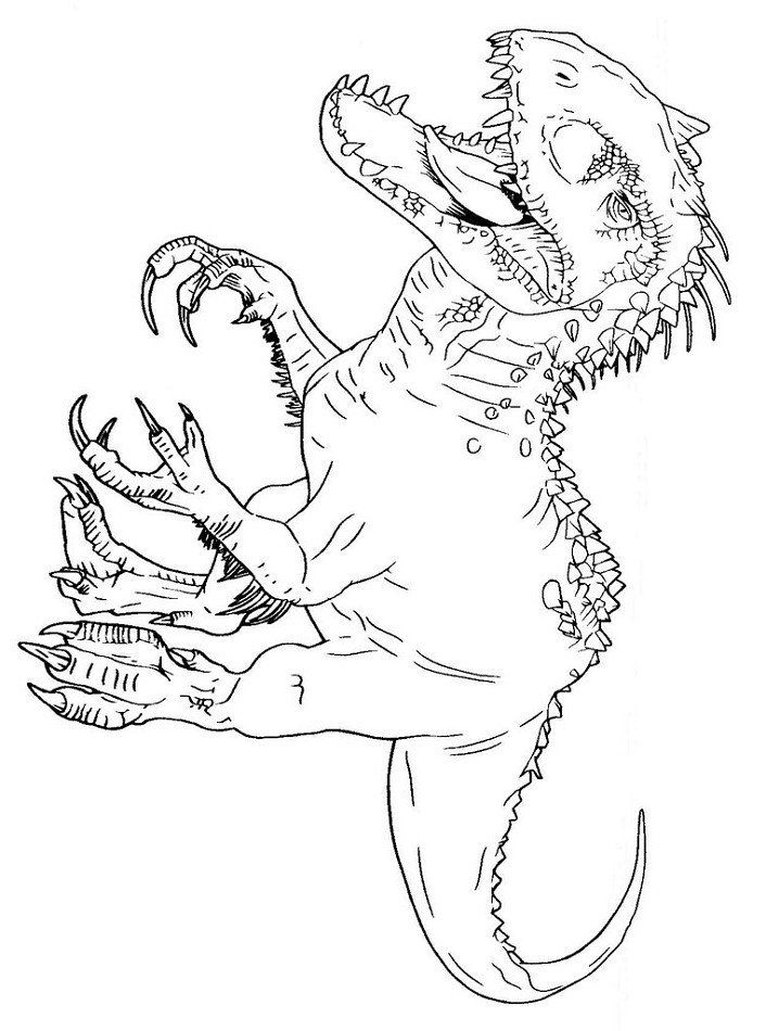 T Rex Coloring Sheets Indominus Rex Coloring Page Free Printable Coloring Pages Dinosaur Coloring Pages Puppy Coloring Pages Shark Coloring Pages