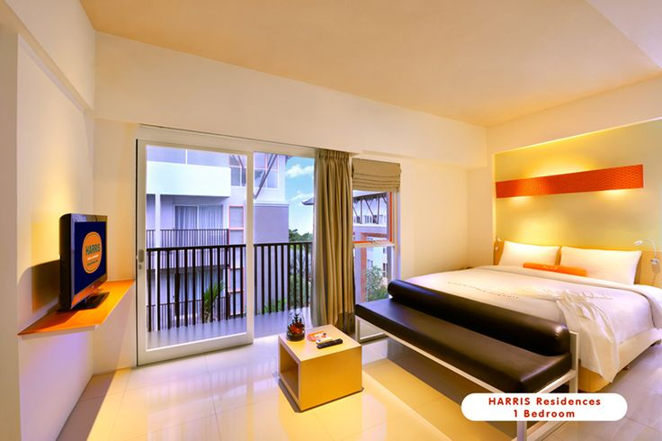 HARRIS 1 Bed Room
