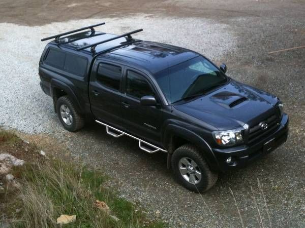 ARE vs LEER Camper Shell - Tacoma World Forums