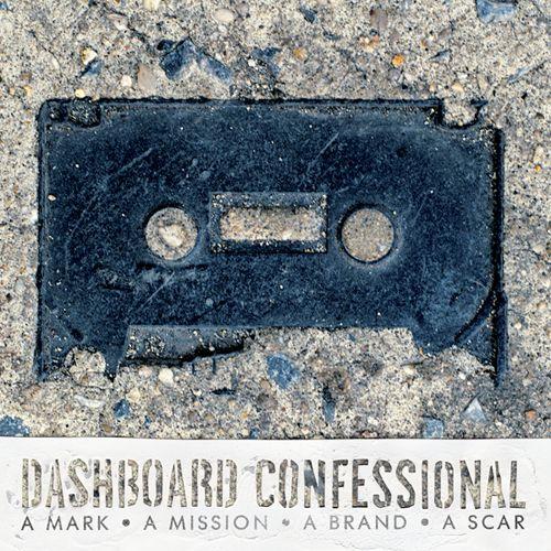 Rock Album Artwork: Dashboard Confessional - A mark * A mission * A brand * A scar