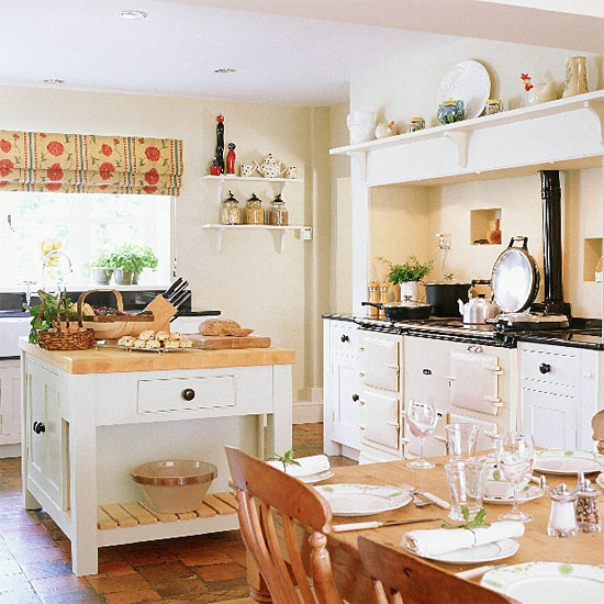 find this pin and more on aga country kitchen - Country Decorating Ideas For Kitchens