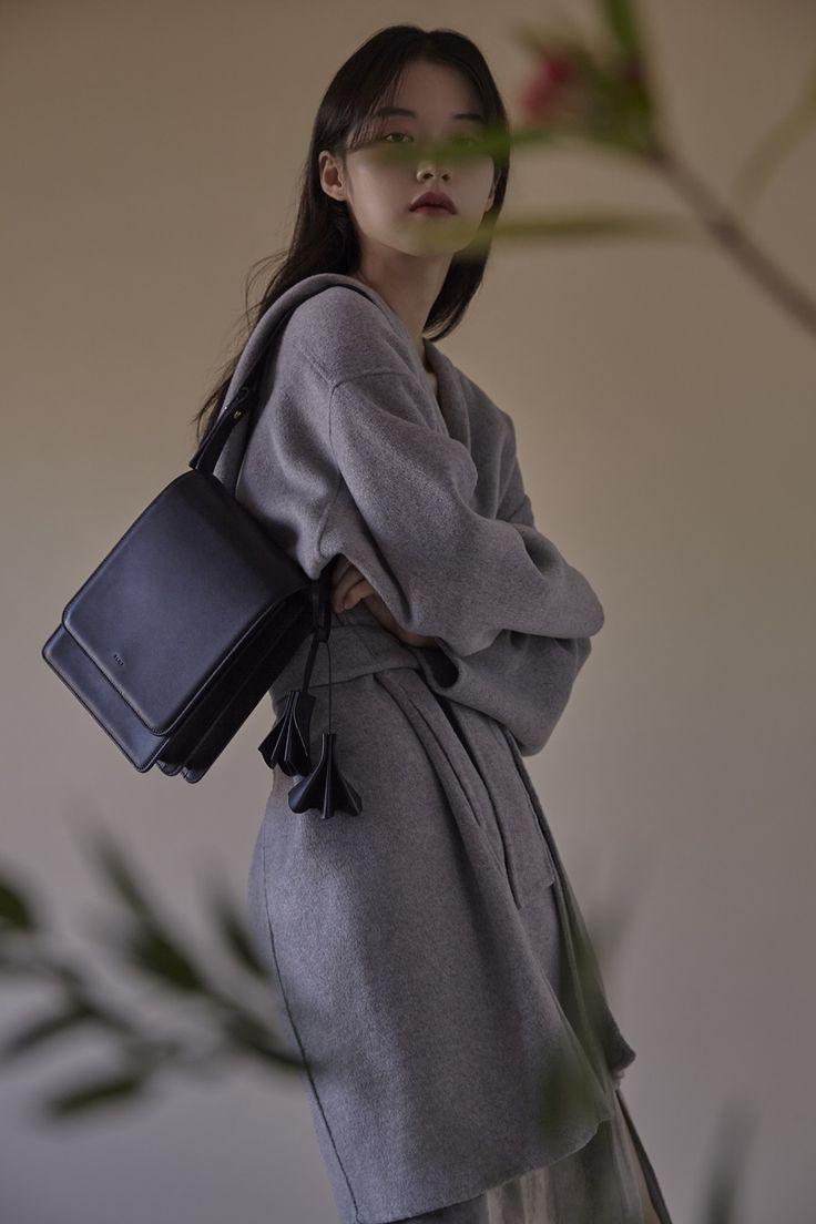 fLor camelia bag - black