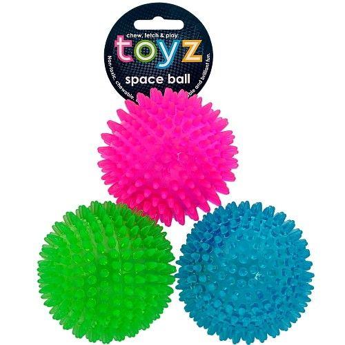 Zabawki dla Psów http://www.petstation.pl/pilka-z-wypustkami-toyz.html