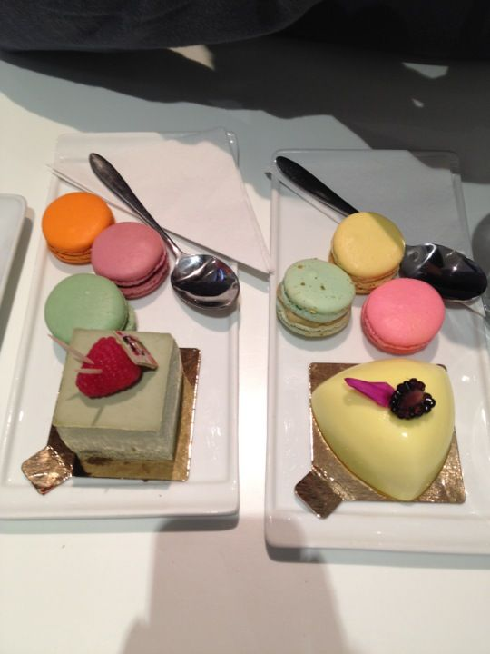 NADÈGE in Toronto, ON  Macaron, croissant, patisserie....mmmmm.....