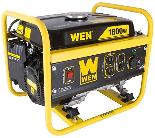 I have a portable generator.  I would like to build a cover to help get rid of this problem.  I am sure someone in your group has experienced this.  ANSWER: