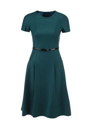 Платье Charuel, цвет: зеленый. Артикул: CH102EWDHR87