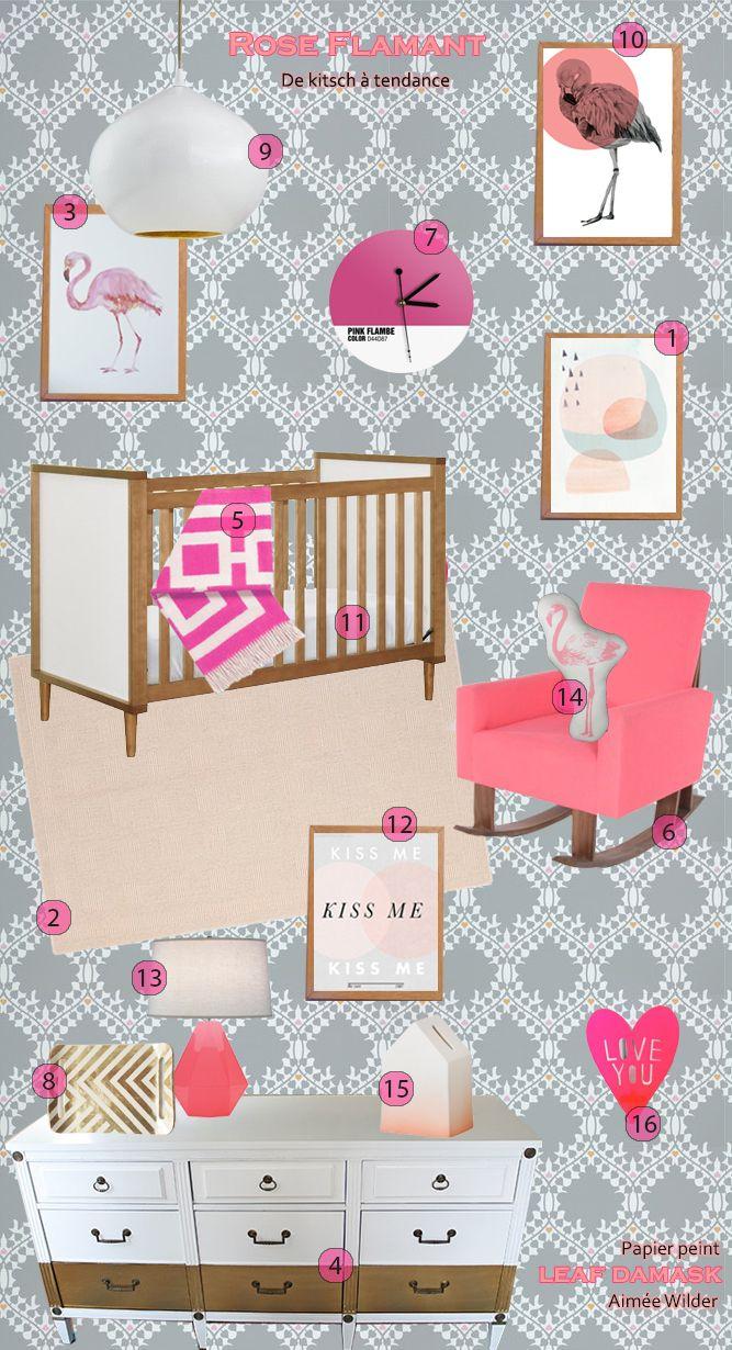 Baby flamingo car interior design - Pink Flamingo Nursery This Is Beyond Adorable Ok So Next Baby