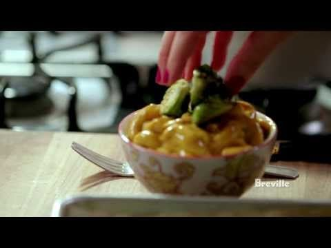 "Breville Presents ""Make It Vegan"" Mac and Cheese: Isa Chandra Moskowitz - YouTube"