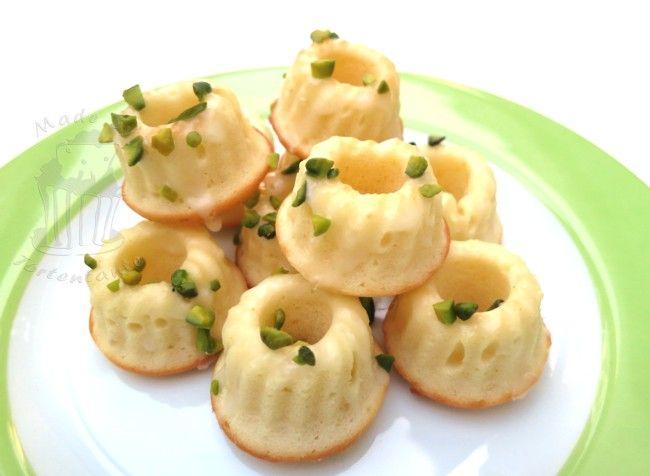 Zitronen-Gugl - schön leicht und frühlingsfrisch...