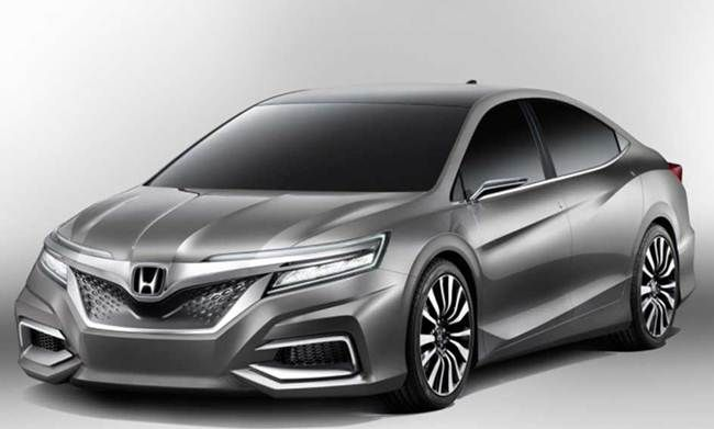 2018 Honda Accord Sedan - http://bestcarsof2018.com/2018-honda-accord-sedan/