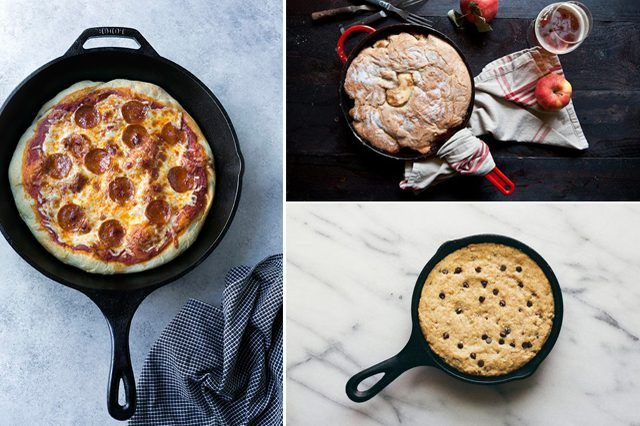 Embrace the joy of cooking with cast iron. From savory dishes to sweet treats, these recipes are sure to make your mouth water.